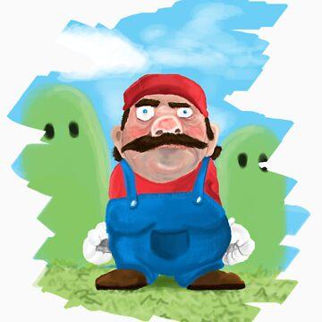 Mario by CrosbyDesign