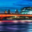 Red River Crossing by timmburgess