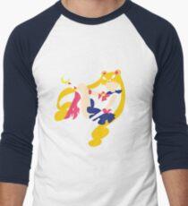 She's the one named Sailor Moon. Men's Baseball ¾ T-Shirt