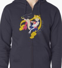She's the one named Sailor Moon. Zipped Hoodie