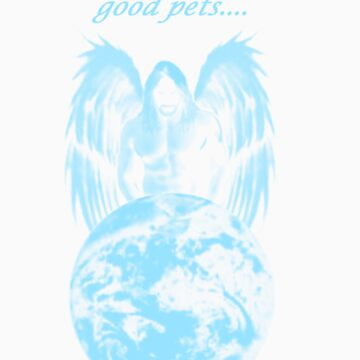 Humans do not make good pets by KevynPEisenman