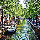 AMSTERDAM. by Terry Collett