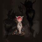 Girl 17 | She Likes the Dark :[  by Erica Rosario