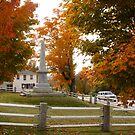 Washington NH in the Fall by AnnDixon
