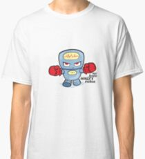 My Little Angry Robot Classic T-Shirt
