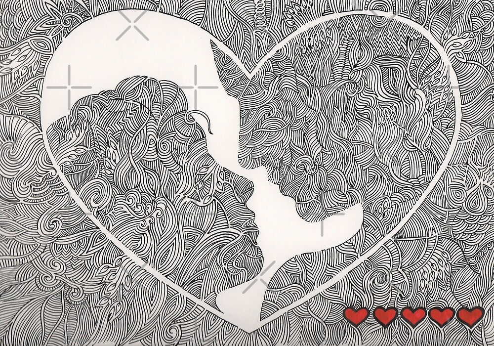 Love is all you need! by Judit Matthews