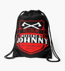 REDRUM Drawstring Bag