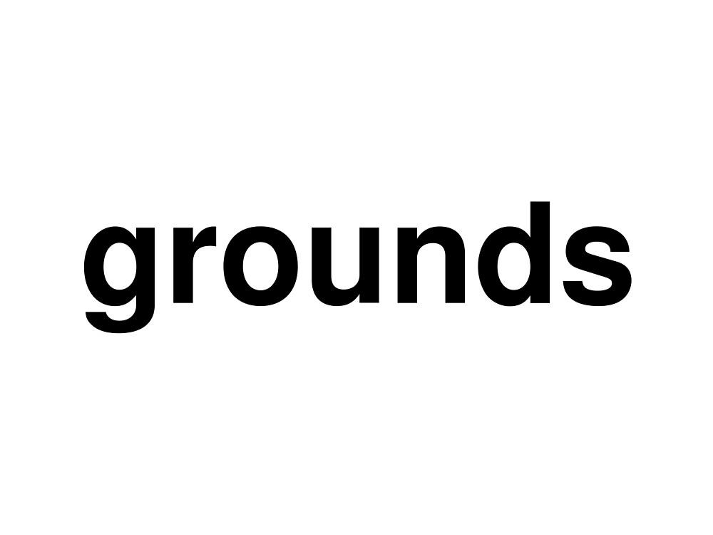 grounds by ninov94