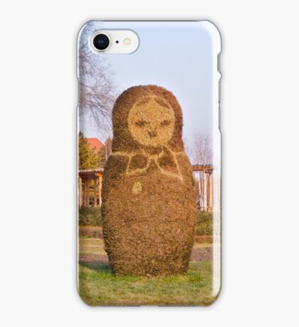 Matryoshka doll iPhone Case/Skin