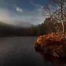 Loch Katrine Mist by Brian Kerr