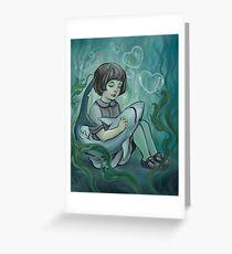 Underwater Dreaming  Greeting Card
