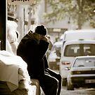 A Certain Sadness... by AJM Photography