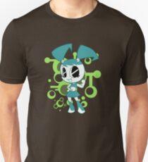 Teenage Robot Slim Fit T-Shirt