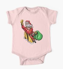 Super Santa Claus Kids Clothes