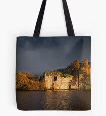 Autumn Evening Loch an Eilein Tote Bag
