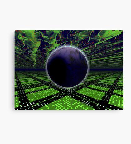 Gliese 581 c Canvas Print