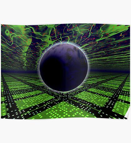 Gliese 581 c Poster
