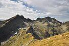 Transylvanian Alps by Marcel Ilie