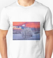 Northern Ireland Sunset Unisex T-Shirt