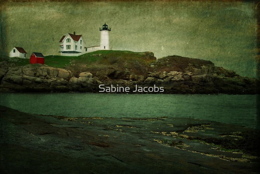 Nubble Lighthouse ~ Maine, USA by Sabine Jacobs