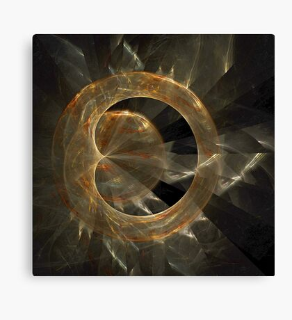 Foreshadowing Canvas Print