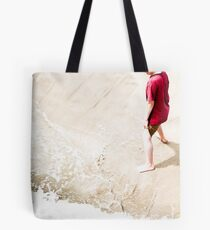 Dancing at the waters edge Tote Bag