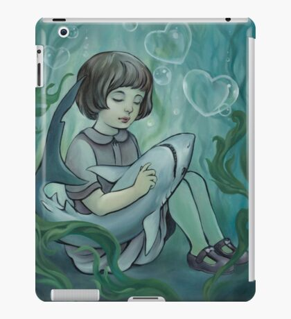 Underwater Dreaming  iPad Case/Skin