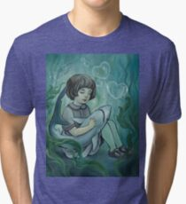 Underwater Dreaming  Tri-blend T-Shirt