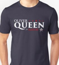 Queen for Mayor Unisex T-Shirt