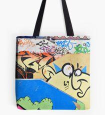 Graffiti steps 2. Tote Bag