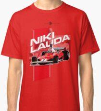 Niki Lauda - F1 1976 Classic T-Shirt