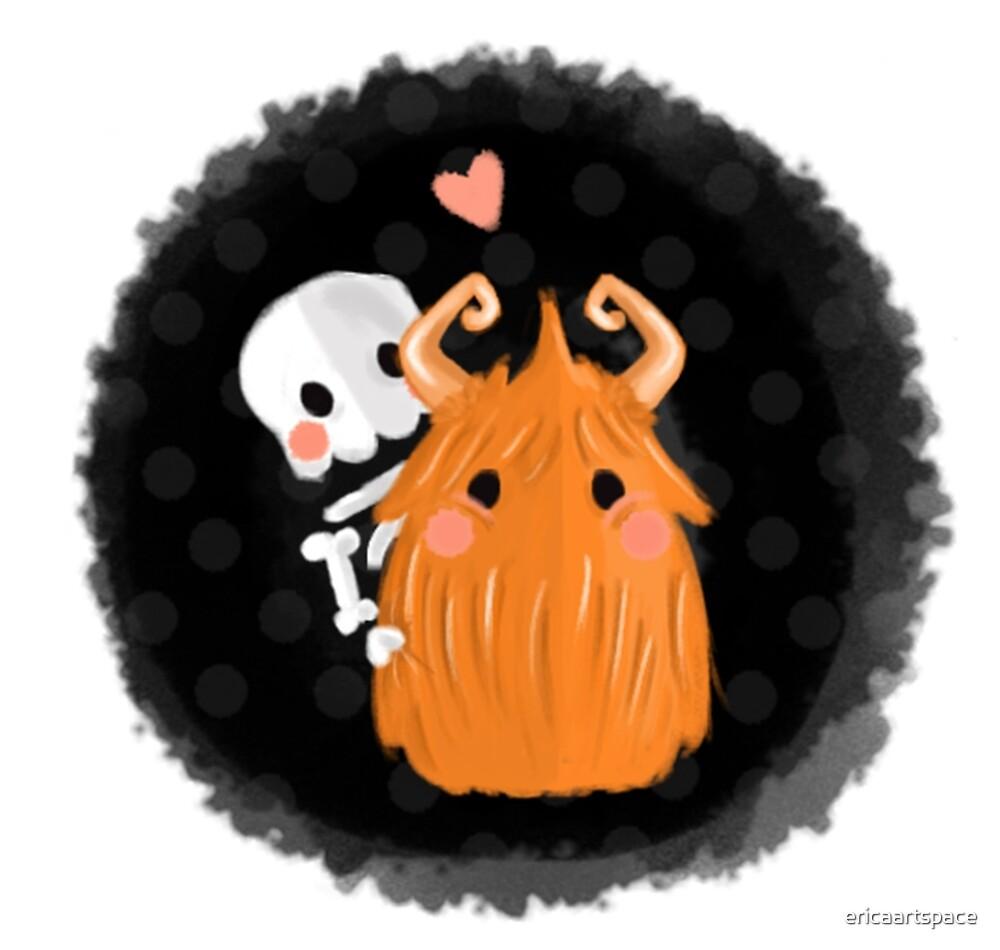 Happy halloween by ericaartspace