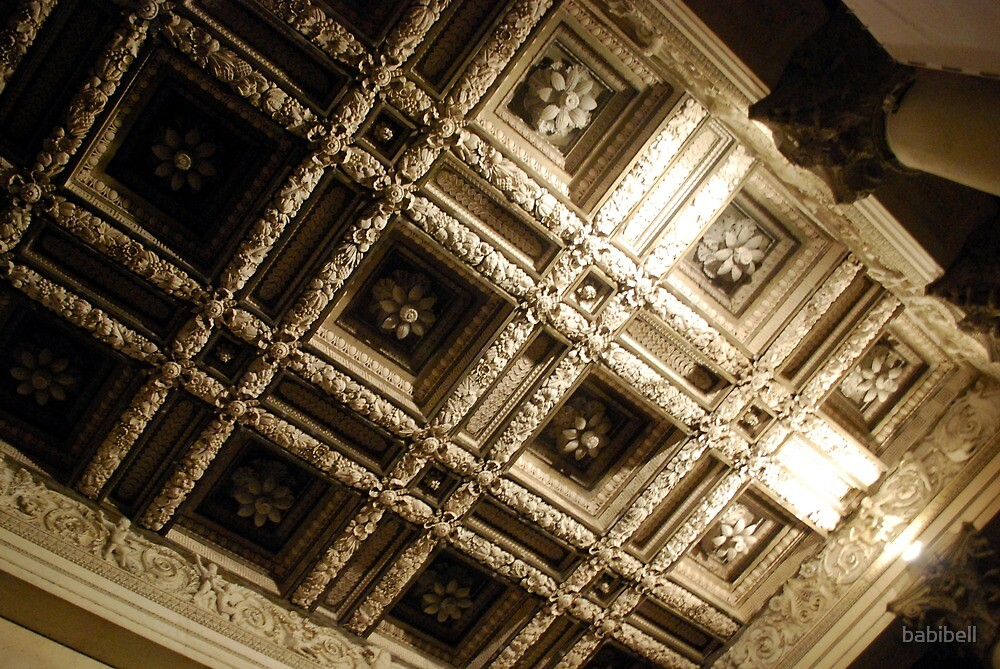 Ceiling by babibell