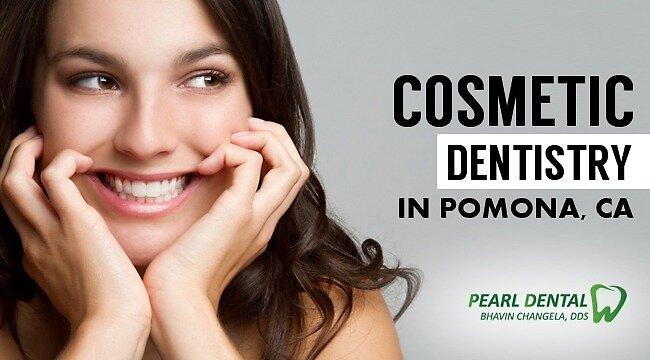 Cosmetic Dentistry in Pomona, CA by Pearl Dental Care