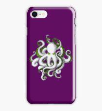 Mutant Zombie Dectopus iPhone Case/Skin