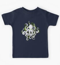 Mutant Zombie Dectopus Kids Clothes