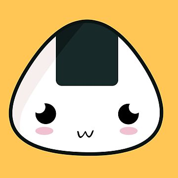Kawaii Rice Ball by NirPerel