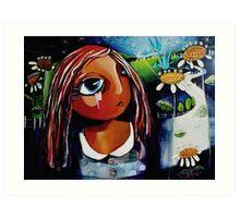 Amorous Array Art Print