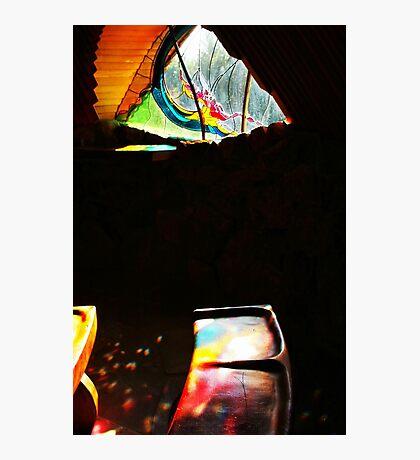 Magical Light Photographic Print