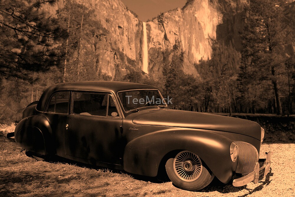 1940 Lincoln by TeeMack