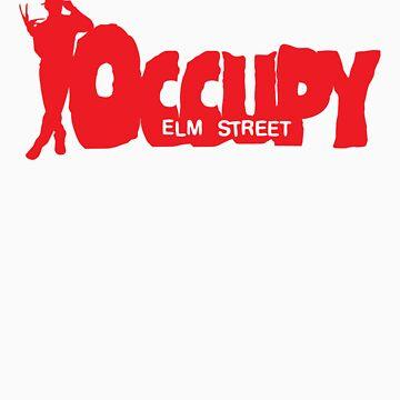Occupy Elm Street by macmarlon