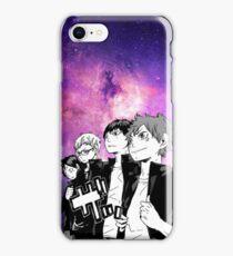 Haikyu Flightless Ravens iPhone Case/Skin
