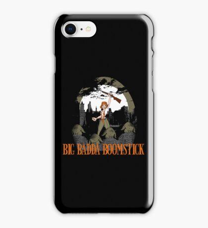 Big Badda Boomstick iPhone Case/Skin