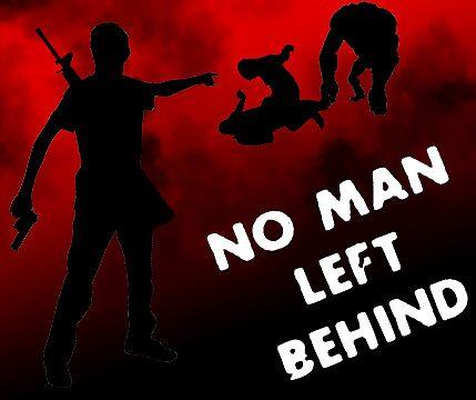 No Man Left Behind by MTB4000