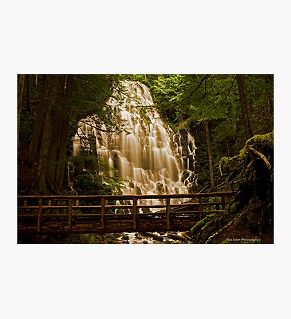 Ramona Falls 2 Photographic Print