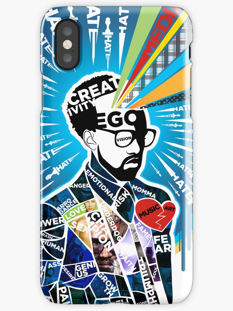 The Curious iPhone 4 Case of Kanye West by popephoenix