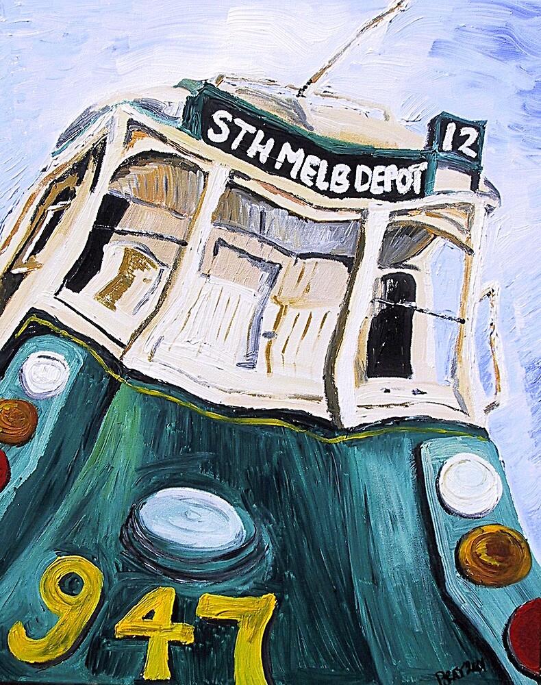 Sth Melb Depot by Bradyink