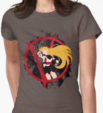 Sailor V for Vendetta Women's Fitted T-Shirt