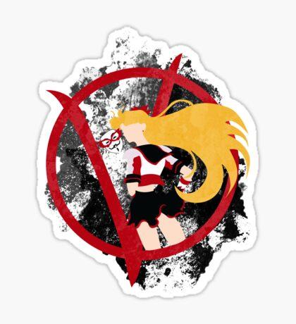 Sailor V for Vendetta Sticker