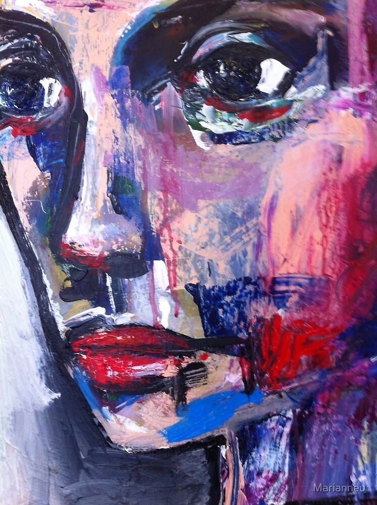 Face by Marianneu